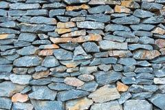 Muur van de steen de marmeren decoratie, Binnenlands decoratief ontwerp Stock Foto