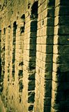 Muur van defensie Stock Afbeelding