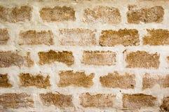 Muur van het slakken de concrete blok Stock Afbeelding