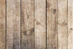 Muur van houten planken Royalty-vrije Stock Afbeelding