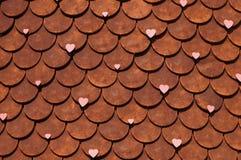 Muur van liefde stock afbeelding