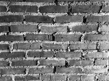 Muur van lot Royalty-vrije Stock Foto's