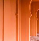 Muur van moskee Royalty-vrije Stock Afbeeldingen