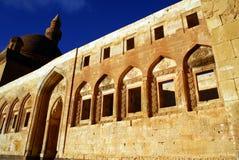 Muur van paleis Royalty-vrije Stock Afbeeldingen