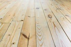 Muur van planken Stock Foto