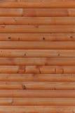 Muur van planken wordt gemaakt die stock fotografie