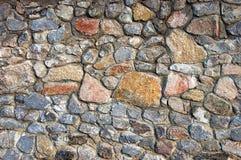 Muur van steen Royalty-vrije Stock Fotografie
