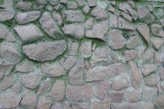 Muur van Steen Royalty-vrije Stock Afbeelding