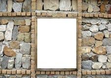 Muur van stenen stock afbeeldingen