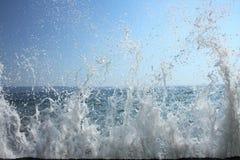 Muur van water Royalty-vrije Stock Afbeelding
