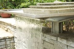Muur van Water Royalty-vrije Stock Fotografie