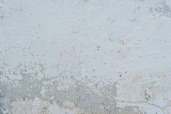 Muurfragment met attritions en barsten royalty-vrije stock foto's
