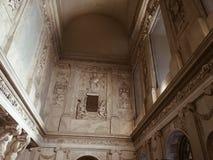 Muurkunst in de primaire ruimte Royalty-vrije Stock Fotografie