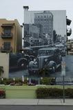 Muurkunst in Florida Stock Foto