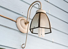 Muurlamp Royalty-vrije Stock Afbeeldingen