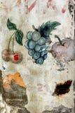 Muurschilderij Royalty-vrije Stock Foto's