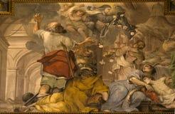 Muurschildering, Florence royalty-vrije stock fotografie