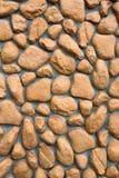 Muurtextuur van grote stenen Royalty-vrije Stock Afbeeldingen