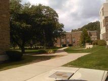 Muy campus 2 Foto de archivo libre de regalías