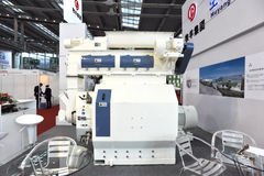 Muyang grain milling Stock Photography