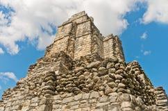 Muyil ancient Maya sites, Yucatan Peninsula in Mexico royalty free stock image