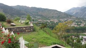 muzaffarabad pakistan Royalty Free Stock Images