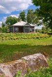 Muzealna farma Suvorov Obraz Royalty Free