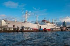 Muzealna statek nakrętka San Diego obrazy stock