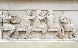 muzealny Delphi ornament Greece Zdjęcie Royalty Free
