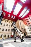 Muzealny Madryt sztuki Reina Sofia obrazy stock