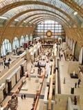 Muzealny Orsay - Paryski Francja Obraz Royalty Free
