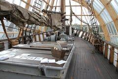 Muzealny Poltsjerna, miasto Tromso, Norwegia Zdjęcie Royalty Free