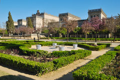 muzealny Seville Zdjęcie Stock