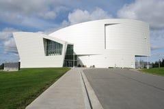 muzealny uniwersytet Obraz Royalty Free