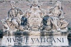 muzealny Vatican Fotografia Royalty Free