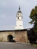 Muzej serbe de Vojni Images stock