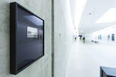 muzeum Fotografia Stock