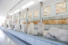 Muzeum Ateny, Grecja Obraz Royalty Free