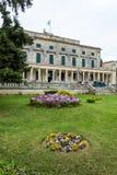 Muzeum Azjatycka sztuka, Corfu, Grecja Obraz Stock