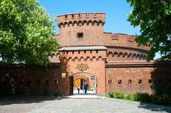Muzeum bursztyn Zdjęcie Royalty Free