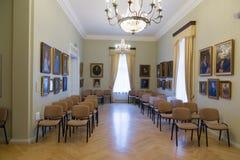 Muzeum bursztyn Zdjęcia Royalty Free