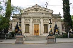 Muzeum Czarna Denna flota w Sevastopol Zdjęcie Royalty Free