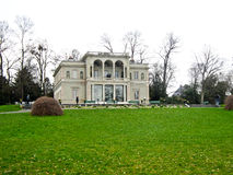 Muzeum historia nauka miasto Genewa, Szwajcaria Fotografia Royalty Free
