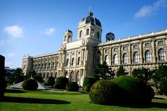 muzeum historii naturalnej austrii Vienna obraz stock