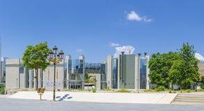Muzeum holokaust w Skopje zdjęcia royalty free