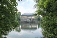 Muzeum K 21 w Duesseldorf Obrazy Royalty Free