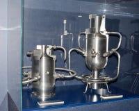 Muzeum kosmonautyka wymieniać po V P Glushko Zdjęcia Royalty Free