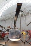 muzeum lotnicza przestrzeń Obrazy Stock