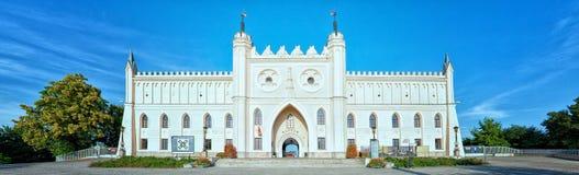 Muzeum Lubelskie Schloss Na Zamku Lublin lizenzfreies stockfoto