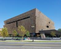 Muzeum Narodowe amerykanin afrykańskiego pochodzenia kultura i historia zdjęcia stock